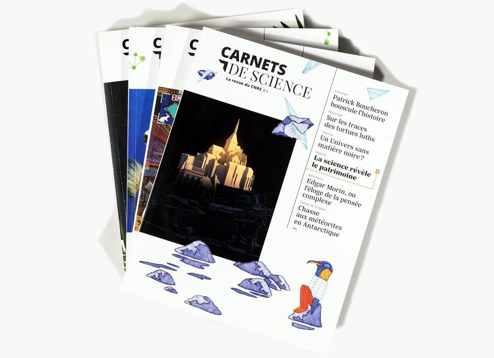 Carnets de Science #4