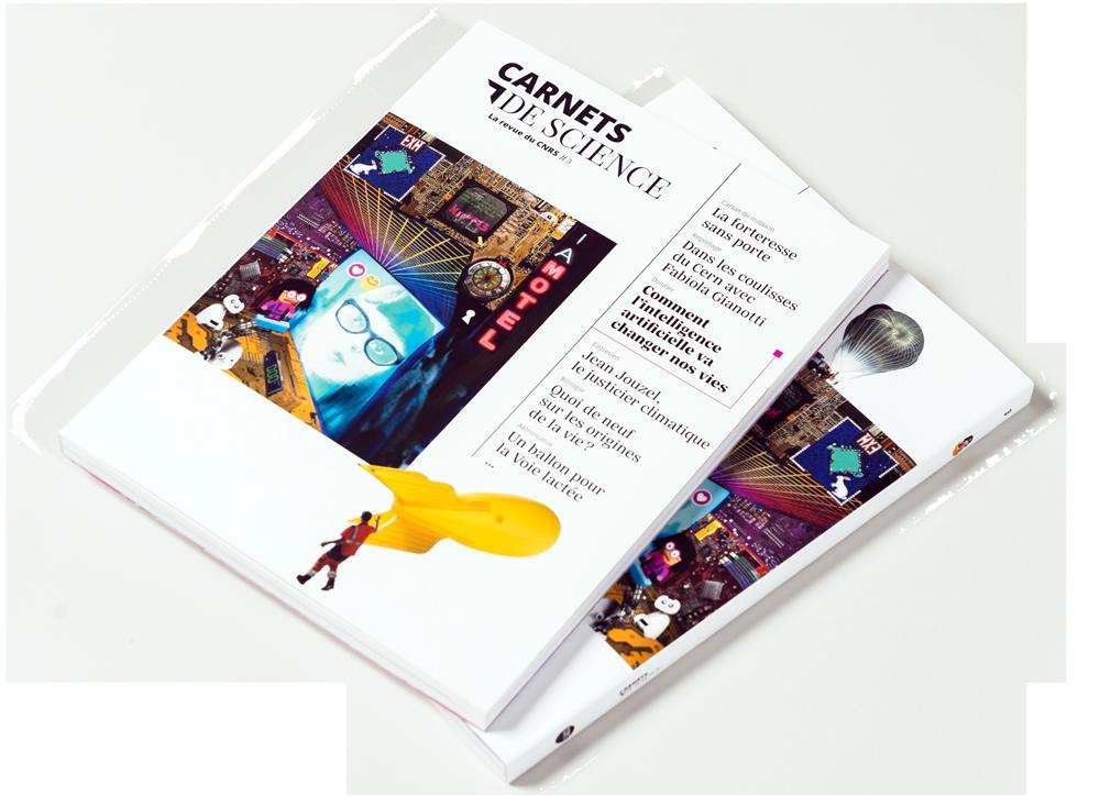 Carnets de Science #3