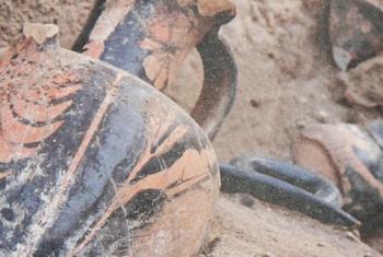 Sur les traces des potiers de Pompéi
