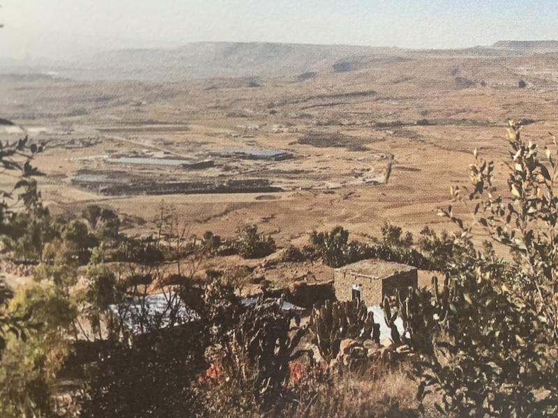 Les stèles perdues d'Ethiopie